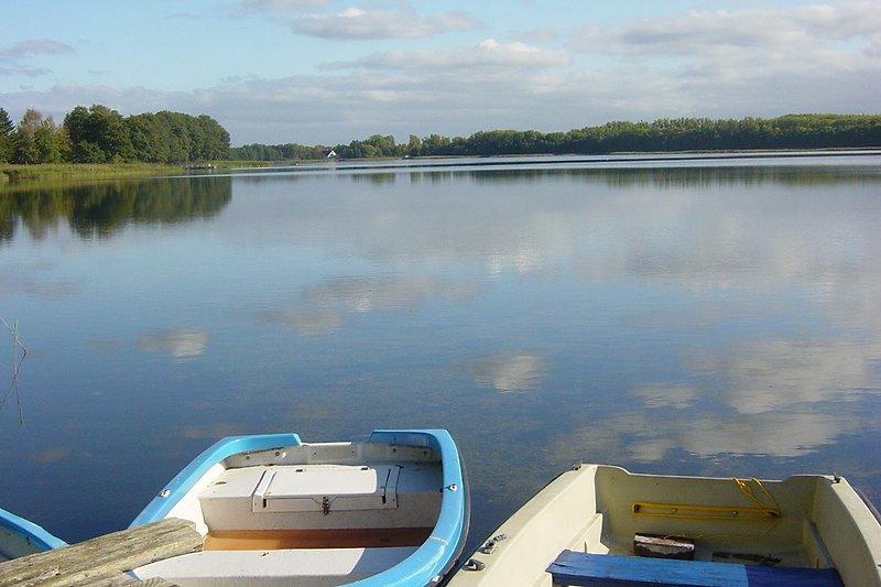 Privatsteg am Holzendorfer See