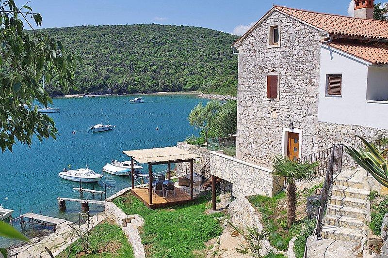 Haus direkt am Meer