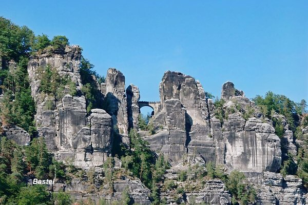 Ausflugsziel - Bastei