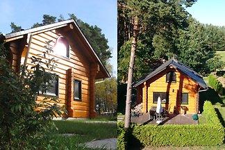 urige Ferienhäuser nahe der Ostsee