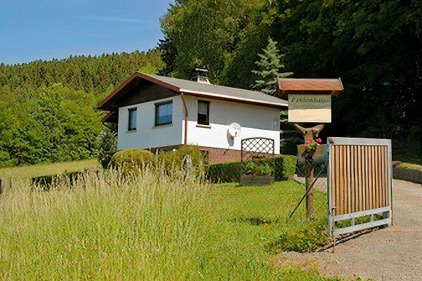 Ferienhaus  en Brotterode-Trusetal - imágen 1