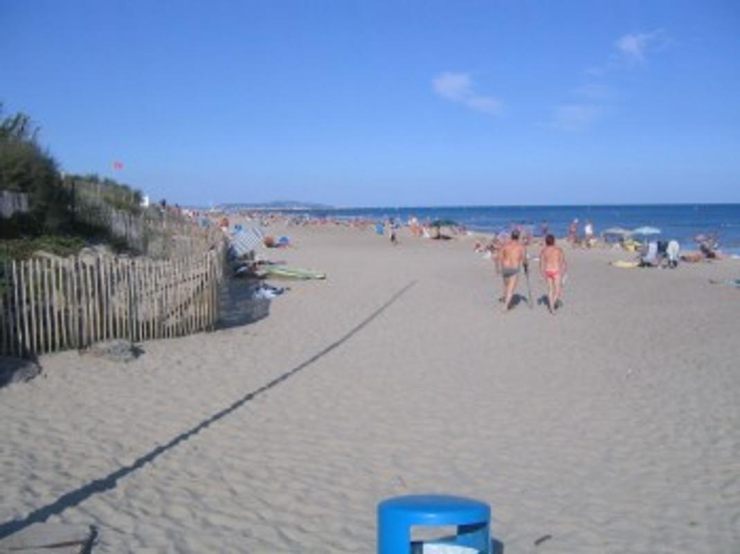 La Jasse Marseillan Plage Holiday Flat In Marseillan