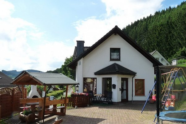 Ferienhaus Rothaargebirge in Bad Berleburg - Bild 1