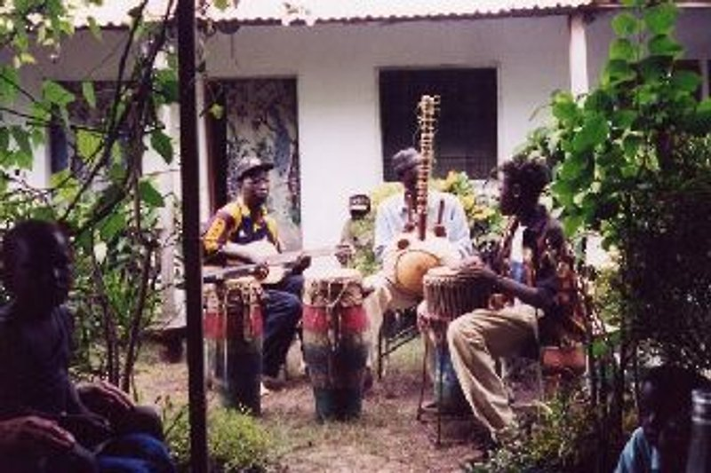 The Garden Guesthouse, Gambia, en Bakau - imágen 2