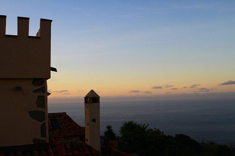 Vista  -  Turm, Meersicht