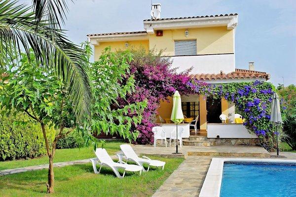 Pool Villa Collins in L'Escala - immagine 1