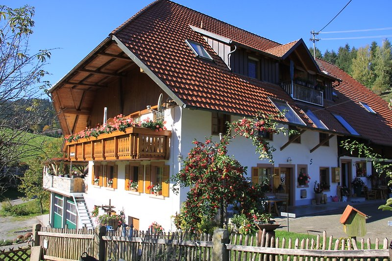 Unser Schwarzwaldhof Oberer Strickerhof