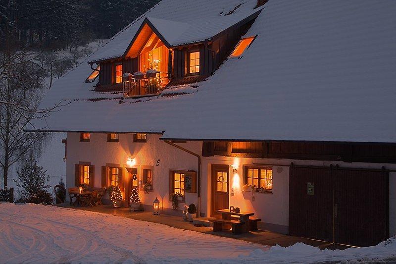 Winterzeit Oberer Strickerhof