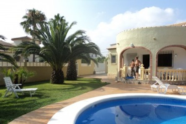 Casa Ana sur le sable de la plage à Denia - Image 1