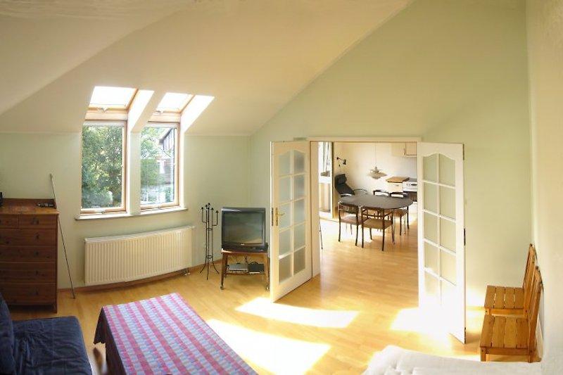Wohnzimmer/Shlafzimmer