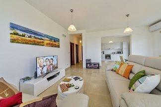 Vakantie-appartement in Marsalforn
