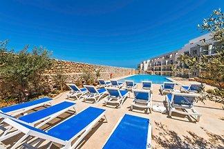 Vakantie-appartement Gezinsvakantie Marsalforn