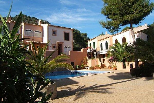 Mallorca: Kleines Haus für 2-4 Pers in Canyamel - Bild 1