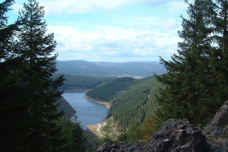 Schmalwassertalsperre Tambach-Dietharz
