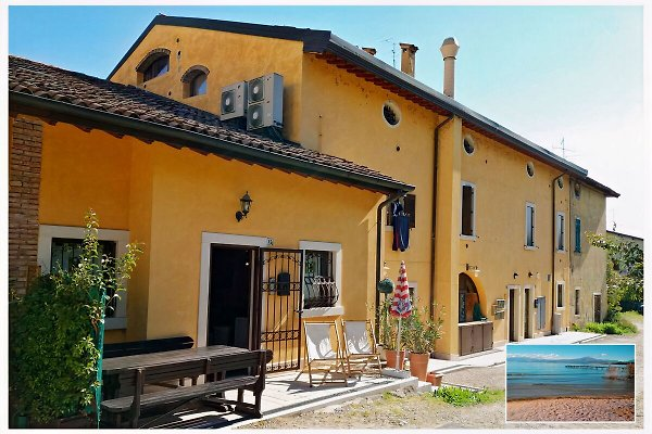 Villa P 12 pour plus de familles! à Lazise - Image 1
