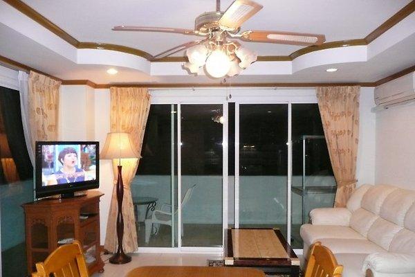 Zweizimmerwohnung AD Condo en Pattaya - imágen 1