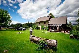 Hütten-und Bauernhofurlaub