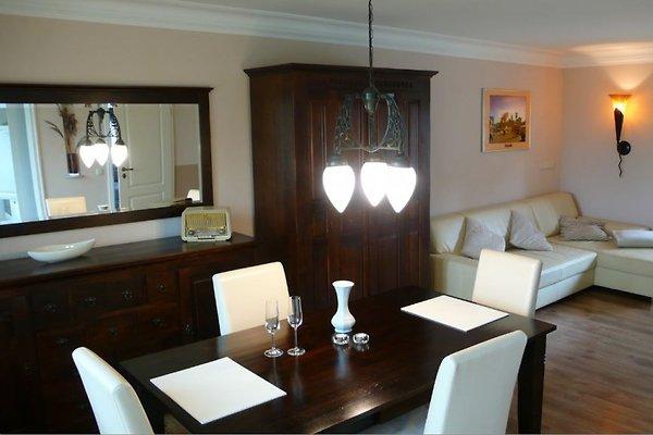 ferienhaus am wasser mit kamin ferienhaus in. Black Bedroom Furniture Sets. Home Design Ideas