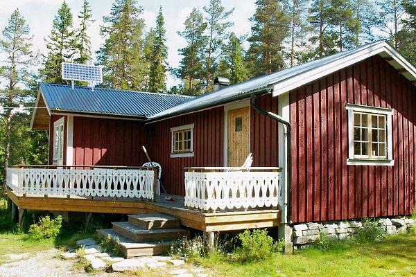 Haus Lappbacken en Särvsjö -  1