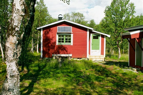 Svartbäcken en Särvsjö -  1