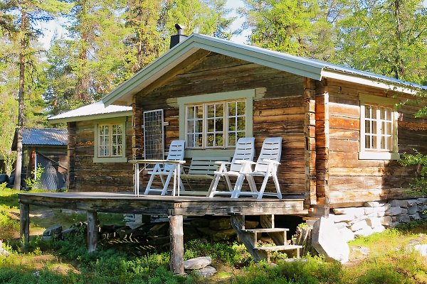 Haus Buarberget, Mitten In Wald In Särvsjö