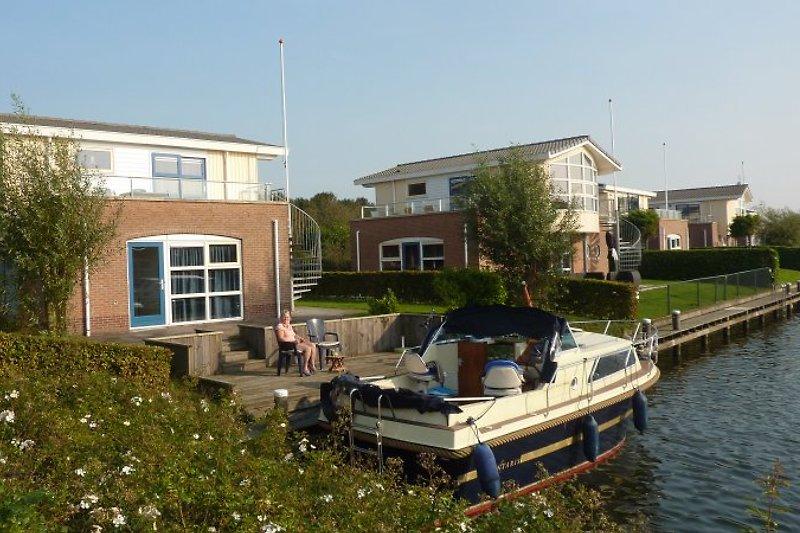 Wasservilla Noorderbries