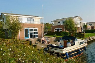Wasservilla Noorderbries (Lisdodde)