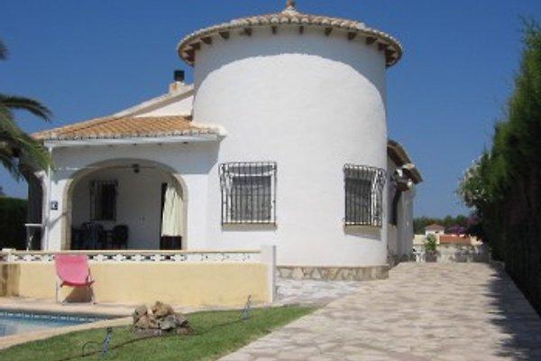 Casa Para Rollstuhlgängiges Haus in Denia - Bild 1