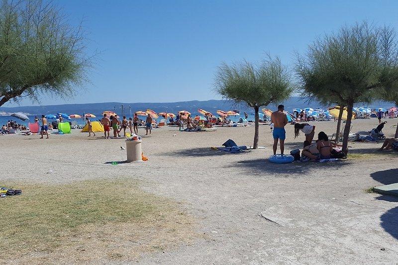 Omis Sandbeach