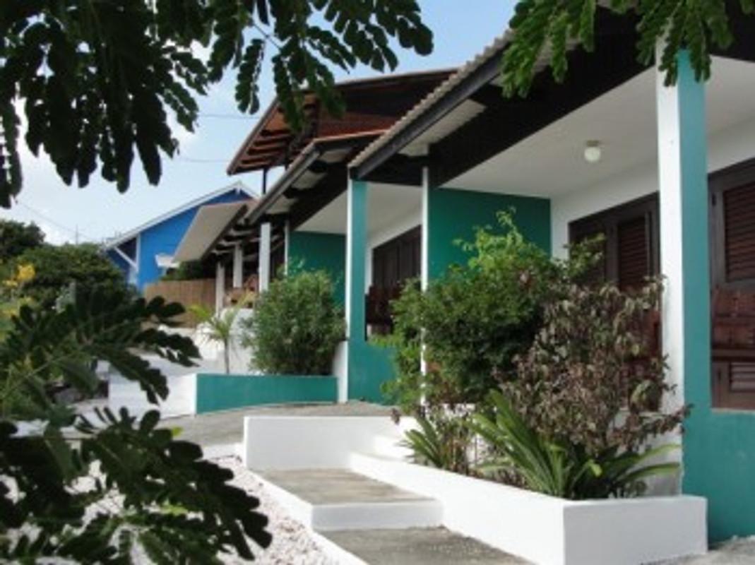 Iguana Villa & Apartments in Willemstad - Mrs. Caroline Happe