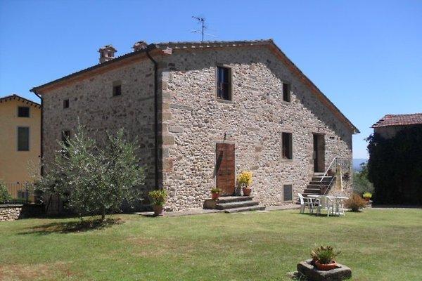 Apartamenty Ca' del Bocca à Anghiari - Image 1