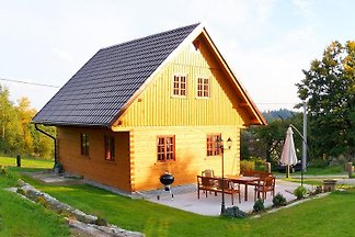Holiday home relaxing holiday Haj u Jindrichovic