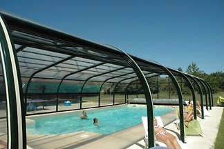 Ferienhaus Ker Huon Swimmingpool