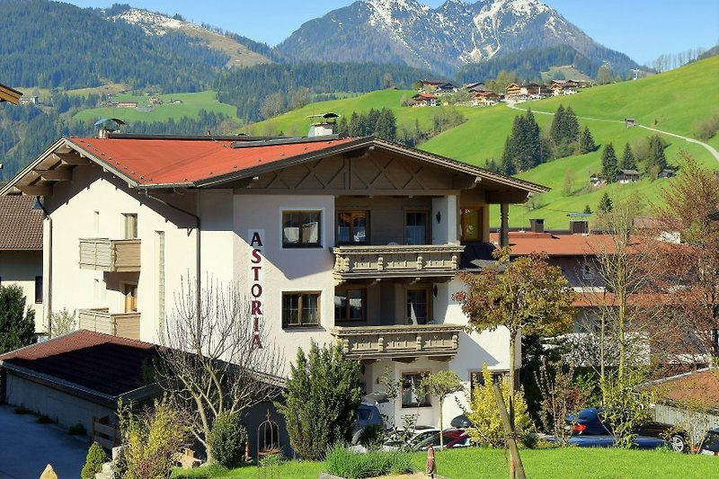 Apartment Astoria Wildschoenau Tirol