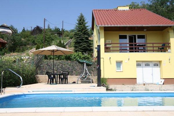 Wijnhuis mit Pool und WIFI in Sukoro Velence See - Bild 1