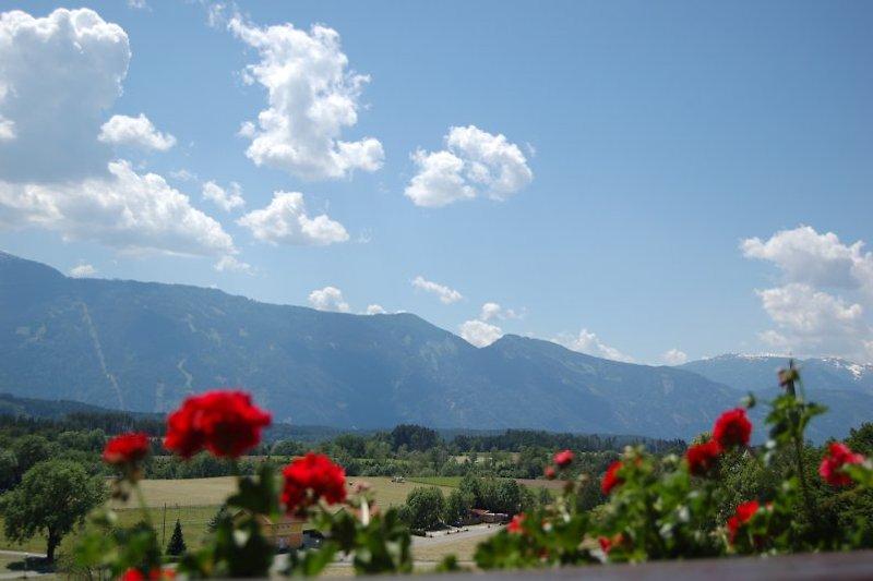 Freier Panoramablick