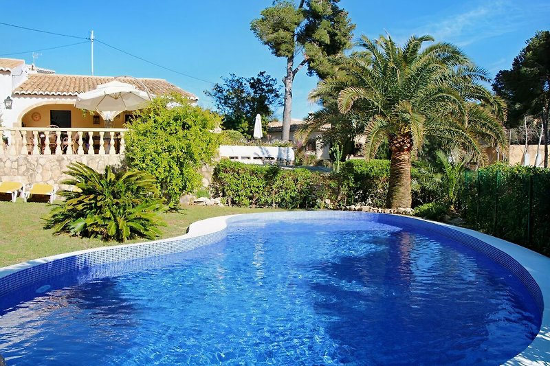 Villa Cap Marti ** Belegungskalender immer tagesaktuell **