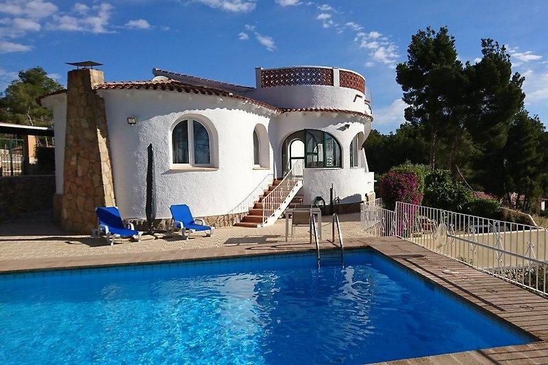 Casa Sophie mit Pool