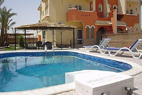 Wohnung mit eigenem Pool 55 in Hurghada - immagine 1
