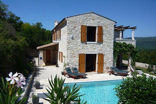 Casa Casa Lucia en Motovun -  1