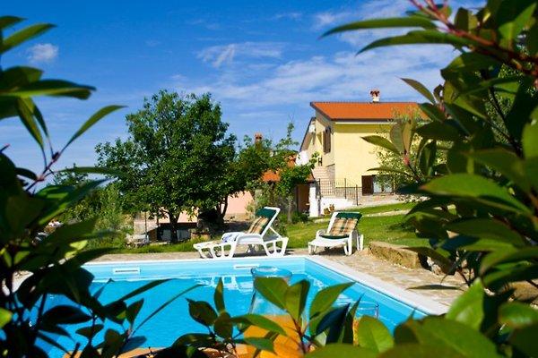 Maison de vacances Casa Margherita Piscine à Groznjan - Image 1