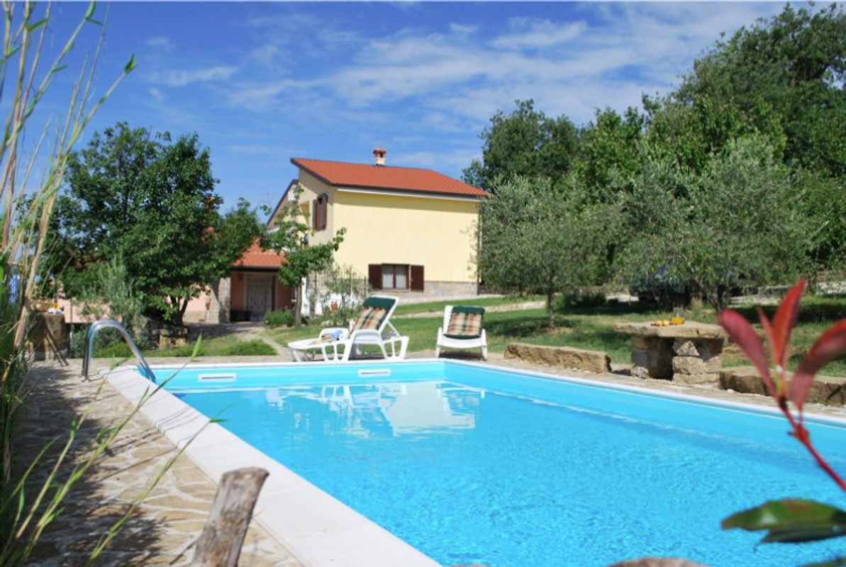 Casa vacanza casa margherita con piscina casa vacanze in - Casa vacanza con piscina ...