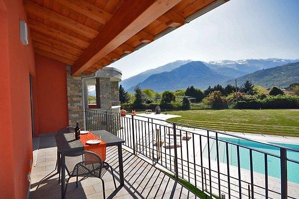 Villa Paradiso, App. Bregagno à Gravedona - Image 1