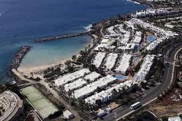 Playa Flamingo in Playa Blanca - immagine 1