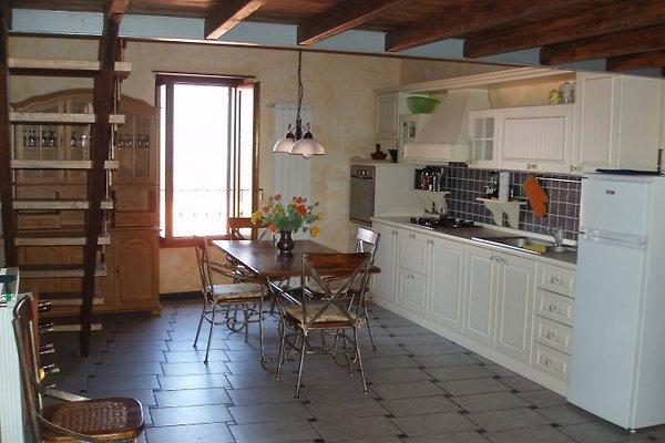 Casa Rossa en Chiusanico - imágen 1