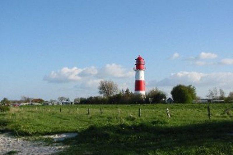 Blick auf den Leuchtturm