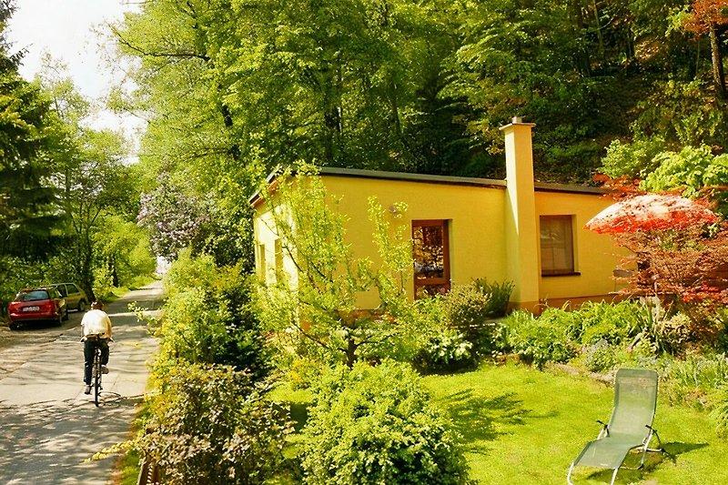 Ferienhaus Elbblick am Elberadweg