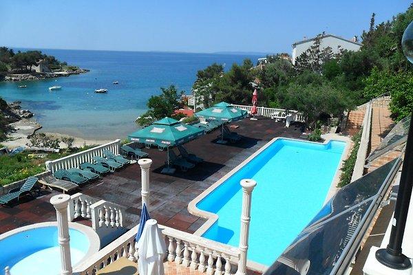 Appartementen met uitzicht op de zee vakantie appartement in potocnica huren - Centrale eiland prijzen ...