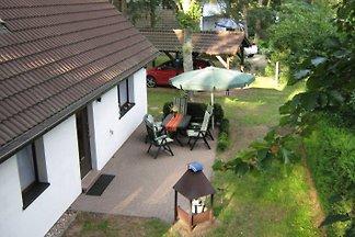 OstseeFerienhaus im Darßwald