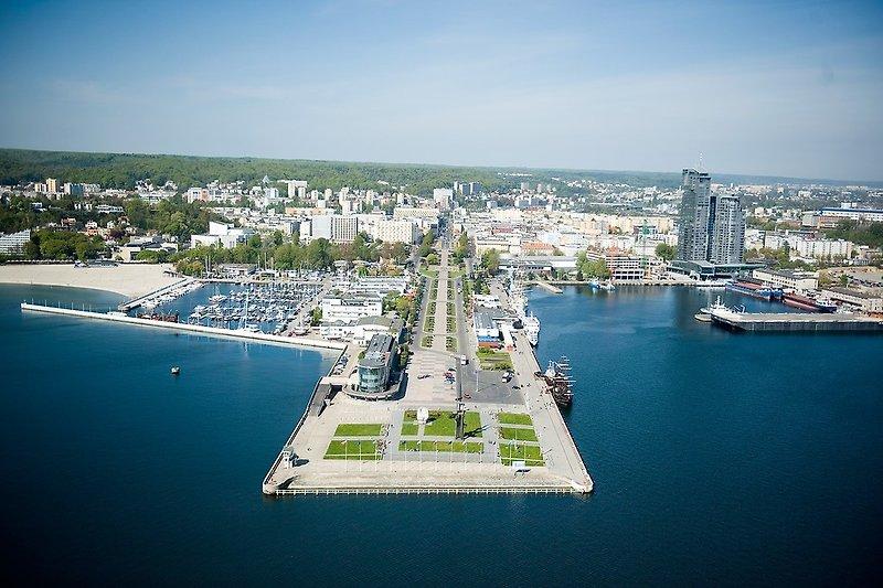 Gdynia - Hafen